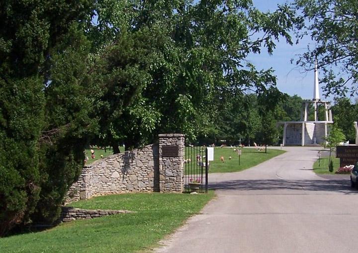 louisville memorial gardens jefferson county ky