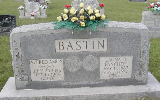 Bastin, Alfred Amos Jul 25,