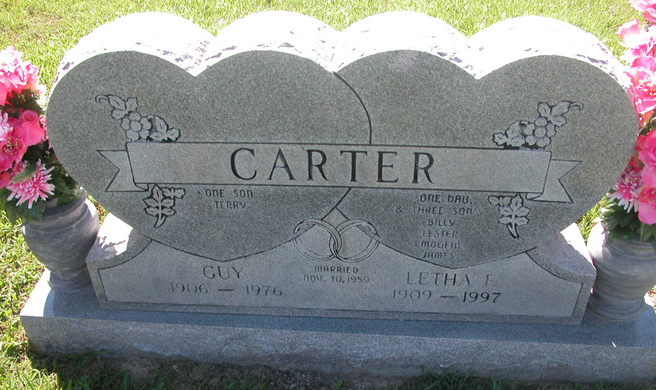 Carter, Guy