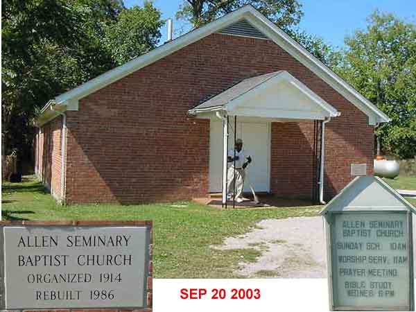 Allen Seminary Baptist Church