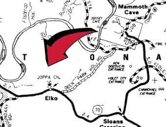 Joppa Map