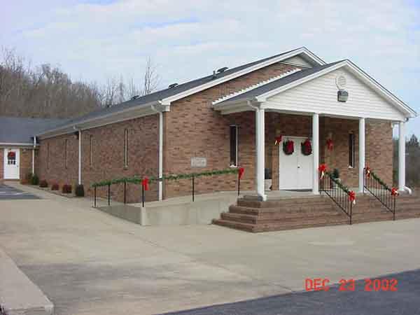Horse Cave Friendship Baptist Church