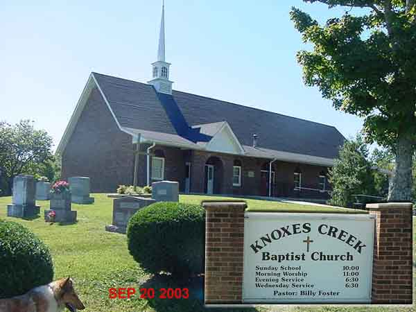 Knoxes Creek Baptist Church