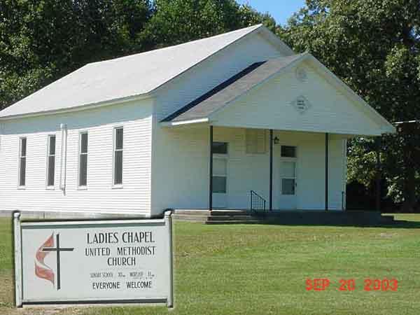Ladies Chapel United Methodist Church