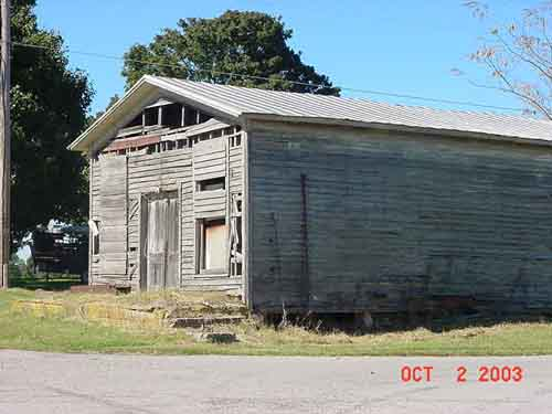 Old Store at Rex
