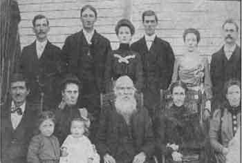 Samuel Piercy Family